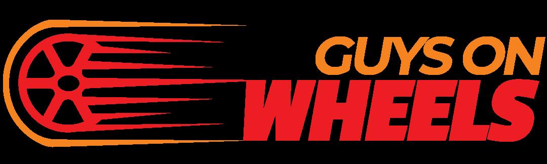 Guys on wheels